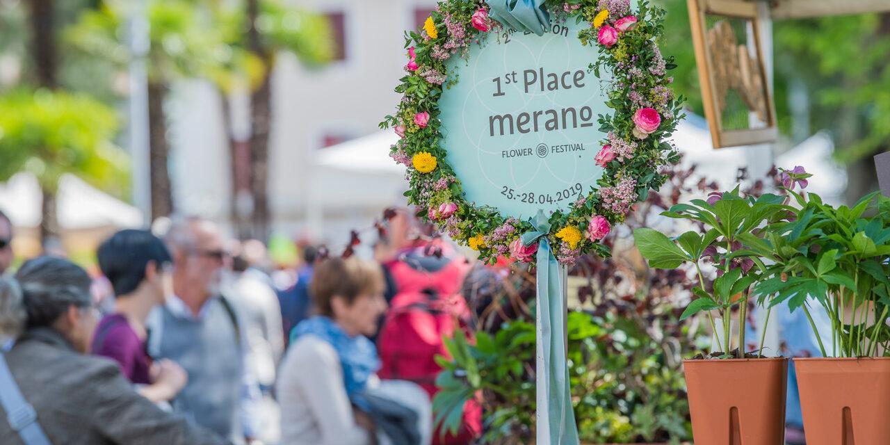 Merano Flower Festival e Anteprima Merano Wine Festival dal 18 al 20 Giugno 2021