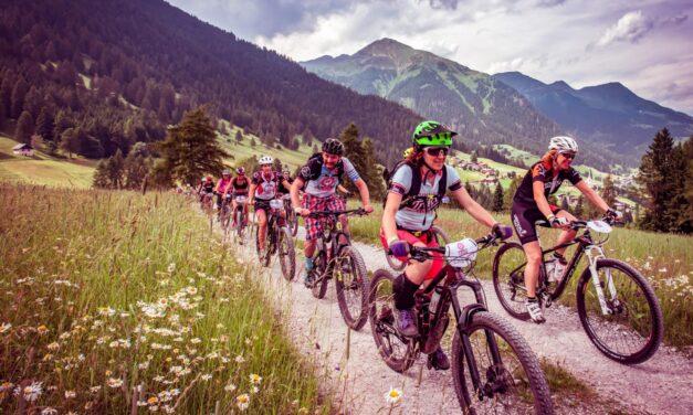 Forcelle Rosa Bike Festival: Un evento su due ruote tutto al femminile in Trentino
